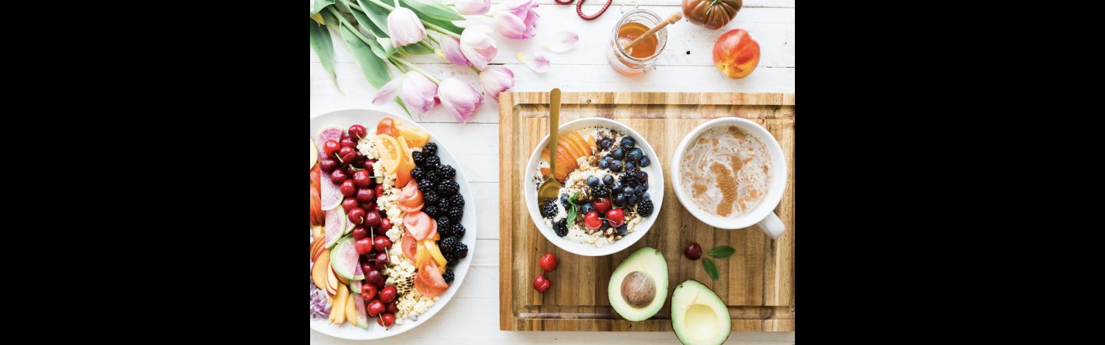 Health & Wellness Organic Whole Foods Nutrition