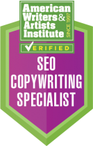 SEO Copywriting Specialist Verification Badge