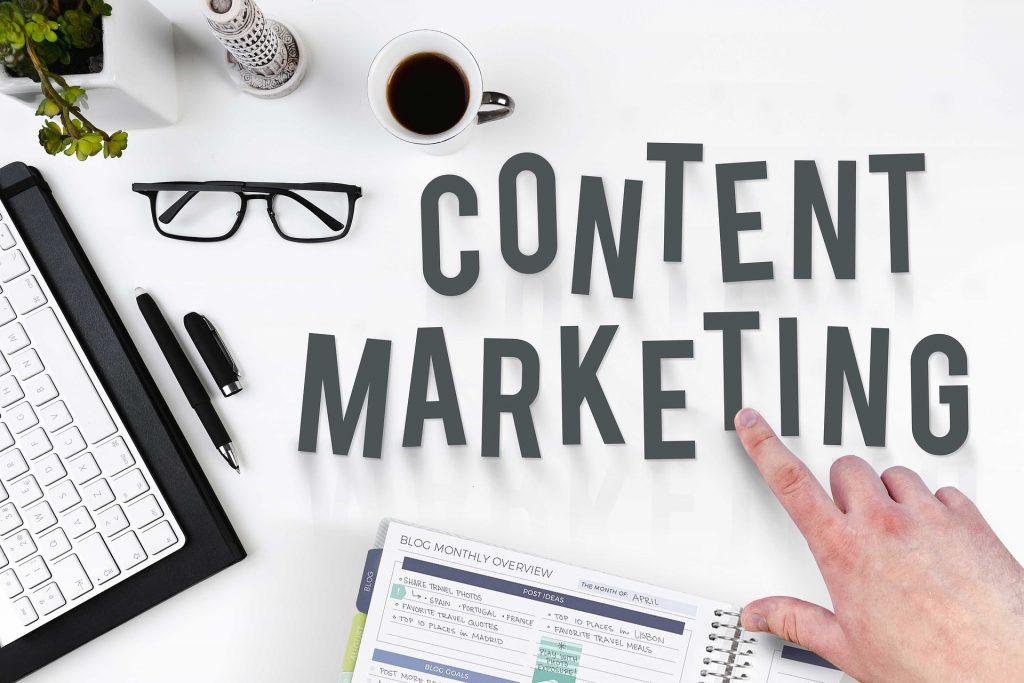 Content marketing - blogs - articles